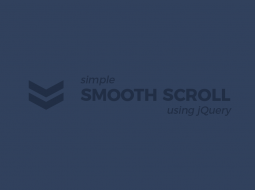 Smooth scroll to element using jQuery